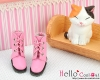 【04-03】B/P Short Shoes.Honey Pink