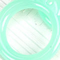 【A11】II.Blythe Pull Ring.Jelly(Round)# Mint