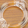 【A1】II.Blythe Pull Ring(Round)# Clear