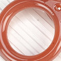 【A8】II.Blythe Pull Ring.Jelly(Round)# Cocoa