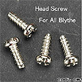 Big Screw For Blythe Fixed Bar & Head # 4pcs