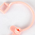 A34.(FBL)U Shaped Joint w/ Rotary Parts # Baby Pink