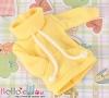 314.【NH-A10】Blythe Pullip Pocket Top # Yellow