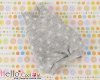 【BS-30】B/P Doll Braces Puff Skirt # Gray+Point Pale Grey