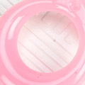 【B6】II.Blythe Pull Ring.Jelly(Round/Thick)# Pink