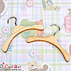 Y158.1/6 Mini Wooden Clothes Hangers x 1Pc