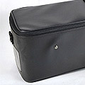 Hard Carrier Bag For 75 cm (Matt Black)