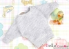 408.【NW-9】Blythe Pullip Bat Wing Sleeve Boat Neck Top # Grey