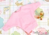 409.【NW-10】Blythe Pullip Bat Wing Sleeve Boat Neck Top # Pink