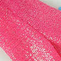 Blythe Pantyhose ( BP-132 ) Fuchsia pink + Silver Dust