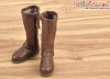 【TY01-4】Taeyang Doll Long Boots # Deep Brown