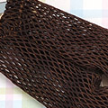【BP-66】Blythe Pantyhose Sock # Thick Net Brown