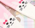【BP-T14】Blythe Printing Pantyhose(Rabbit) # Pink