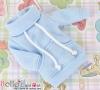 310.【NH-A06】Blythe Pullip Pocket Top # Sky Blue