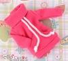 313.【NH-A09】Blythe Pullip Pocket Top # Deep Pink