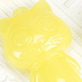 【C10】II.Blythe Pull Ring.Jelly(Cats)# Yellow