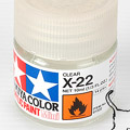 10ml Tamiya Acrylic Paint X-22 Clear