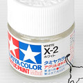 10ml Tamiya Acrylic Paint X-2 White
