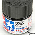 10ml Tamiya Acrylic Paint X-10 Gun Metal