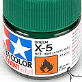 10ml Tamiya Acrylic Paint X-5 Green