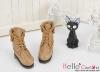 【06-02】B/P Short Shoes.Khaki