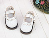 【08-03】B/P Mini Shoes # White