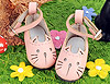 【11-05】B/P Cute Cats Mini Shoes # Pink
