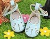 【11-07】B/P Cute Cats Mini Shoes # Sky Blue