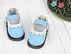 【08-04】B/P Mini Shoes # Sky Blue