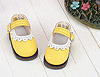 【08-05】B/P Mini Shoes # Yellow
