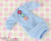 287.【NK-13】Blythe、Pullip Lovely Decoration Clothes # Sky Blue(3-Flower)