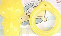 【A+C】II.Blythe Pull Ring Value Pack.Jelly(No.10)# Yellow