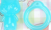 【A+C】II.Blythe Pull Ring Value Pack.Jelly(No.13)# Blue