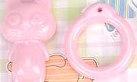 【A+C】II.Blythe Pull Ring Value Pack(No.3) # Pink