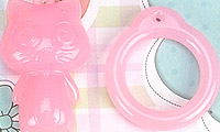 【A+C】II.Blythe Pull Ring Value Pack.Jelly(No.6)# Pink
