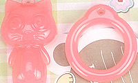 【A+C】II.Blythe Pull Ring Value Pack.Jelly(No.7)# Strawberry