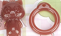 【A+C】II.Blythe Pull Ring Value Pack.Jelly(No.8)# Cocoa