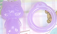 【A+C】II.Blythe Pull Ring Value Pack.Jelly(No.9)# Purple