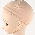 【SD/DD】Head Cap # Elastic Cotton Normal Skin