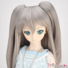 【DM-04】DD/MDD HP wigs w/Hair Pin # Grey