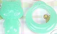 【B+C】II.Blythe Pull Ring Value Pack.Jelly(No.11)# Mint