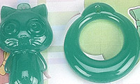 【B+C】II.Blythe Pull Ring Value Pack.Jelly(No.12)# Teal