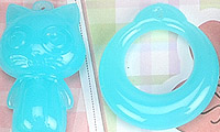 【B+C】II.Blythe Pull Ring Value Pack.Jelly(No.13)# Blue