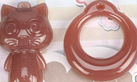 【B+C】II.Blythe Pull Ring Value Pack.Jelly(No.8)# Cocoa