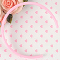 【HB-02】Blythe Simple Hair Band (Sharp End) # Sweet Pink