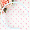 【HB-02】Blythe Simple Hair Band (Sharp End) # Baby Blue