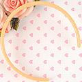 【HB-02】Blythe Simple Hair Band (Sharp End) # Sweet Peach