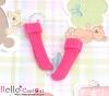 【KR-3】B/P Bobby Socks # Violet Red