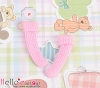【KR-4】B/P Bobby Socks # Sweet Pink