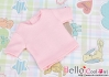 224.【NS-37】Blythe/Pullip short sleeve T-shirt(crew neck)# Pink